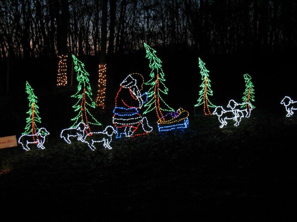 Butler Fair Christmas Lights 2021 All The Best Drive Thru Christmas Lights Near Pittsburgh