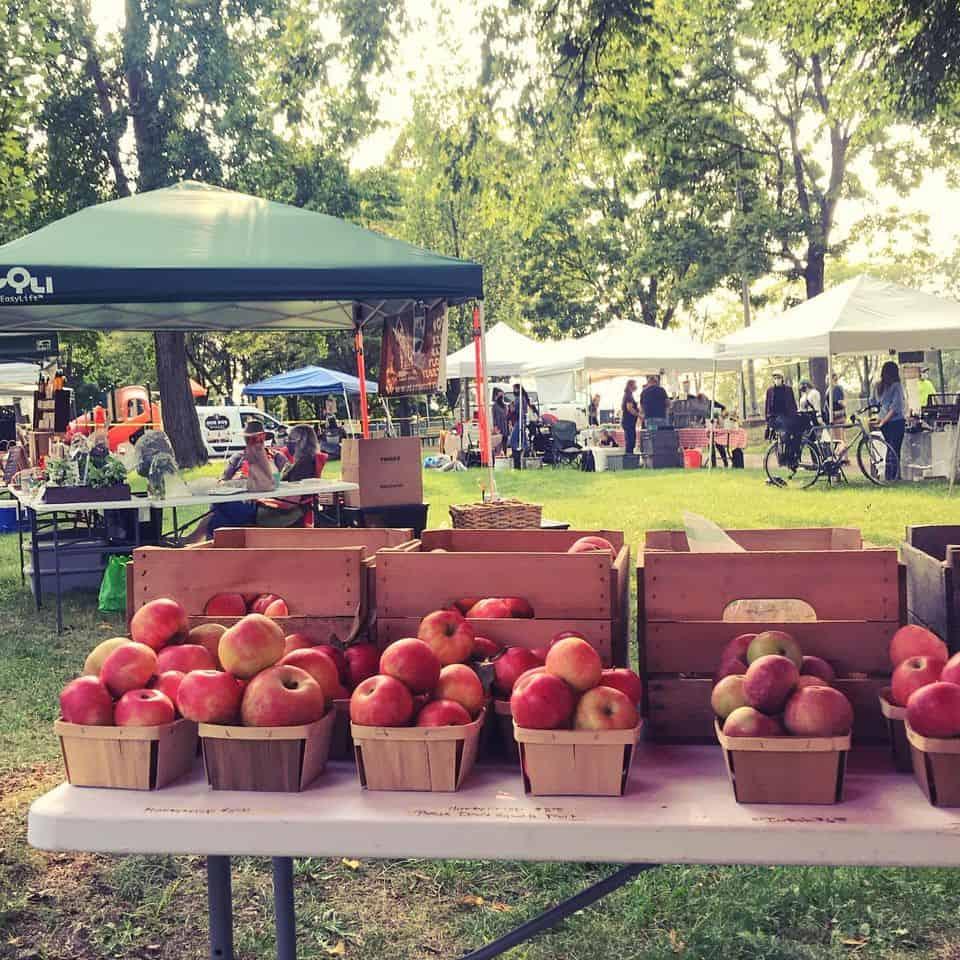 Pittsburgh Farmers Markets 2021: Lawrenceville Farmers Market